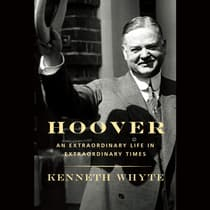 Hoover by Kenneth Whyte audiobook