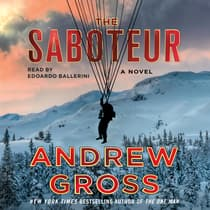 The Saboteur by Andrew Gross audiobook