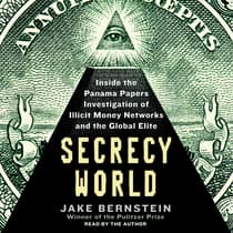 Secrecy World by Jake Bernstein audiobook