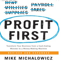 Profit First by Mike Michalowicz audiobook