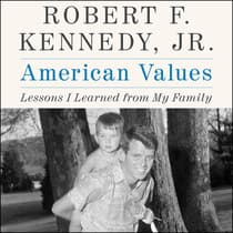 American Values by Robert F. Kennedy audiobook
