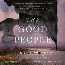 The Good People by Hannah Kent audiobook
