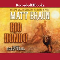 Rio Hondo by Matt Braun audiobook