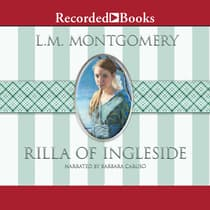 Rilla of Ingleside by L. M. Montgomery audiobook