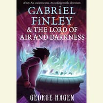 Gabriel Finley and the Lord of Air and Darkness by George Hagen audiobook