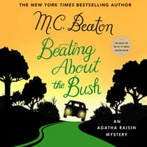 Beating About the Bush by M. C. Beaton audiobook