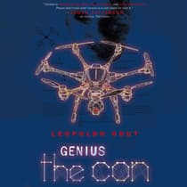 Genius: The Con by Leopoldo Gout audiobook