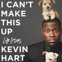 I Can't Make This Up by Kevin Hart audiobook