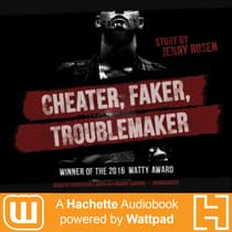 Cheater, Faker, Troublemaker by Jenny Rosen audiobook