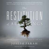 The Restitution of All Things by Joseph Farah audiobook