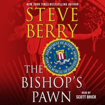 The Bishop's Pawn by Steve Berry audiobook