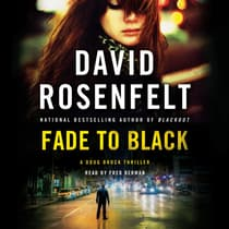 Fade to Black by David Rosenfelt audiobook