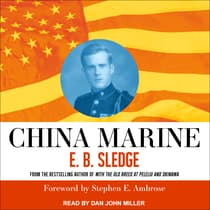 China Marine by E.B. Sledge audiobook