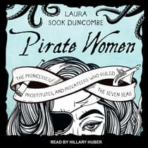 Pirate Women by Laura Sook Duncombe audiobook