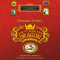 How to Train Your Dragon Box Set, Vol. 1 by Cressida Cowell audiobook