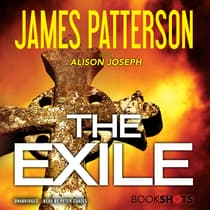 The Exile by James Patterson audiobook