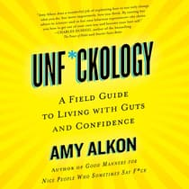 Unf*ckology by Amy Alkon audiobook