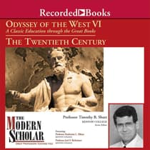 Odyssey of the West VI by Timothy B. Shutt audiobook