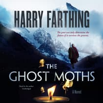 The Ghost Moths by Harry Farthing audiobook