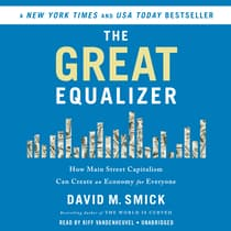The Great Equalizer by David M. Smick audiobook