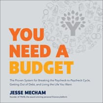 You Need a Budget by Jesse Mecham audiobook
