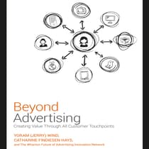 Beyond Advertising by Yoram (Jerry) Wind audiobook