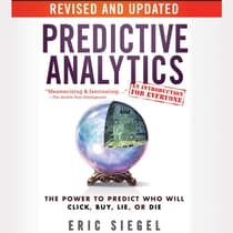 Predictive Analytics by Eric Siegel audiobook