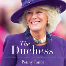 The Duchess by Penny Junor audiobook