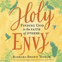 Holy Envy by Barbara Brown Taylor audiobook