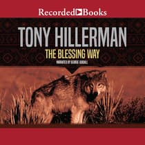 The Blessing Way by Tony Hillerman audiobook