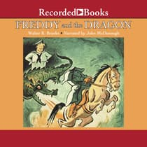 Freddy and the Dragon by Walter R. Brooks audiobook