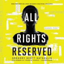 All Rights Reserved by Gregory Scott Katsoulis audiobook