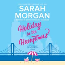 Holiday in the Hamptons by Sarah Morgan audiobook