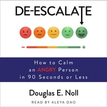 De-Escalate by Douglas E. Noll audiobook