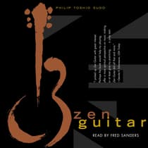 Zen Guitar by Philip Toshio Sudo audiobook