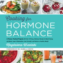 Cooking for Hormone Balance by Magdalena Wszelaki audiobook