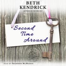 Second Time Around by Beth Kendrick audiobook