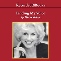 Finding My Voice by Diane Rehm audiobook