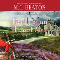 Death of an Honest Man by M. C. Beaton audiobook