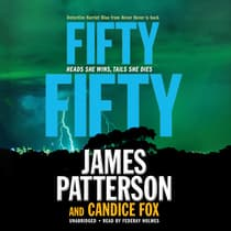 Fifty Fifty by James Patterson audiobook