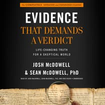 Evidence That Demands a Verdict by Josh McDowell audiobook