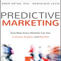 Predictive Marketing by Ömer Artun audiobook