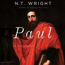 Paul by N. T. Wright audiobook