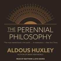 The Perennial Philosophy by Aldous Huxley audiobook