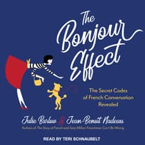 The Bonjour Effect by Julie Barlow audiobook