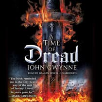 A Time of Dread by John Gwynne audiobook