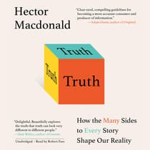 Truth by Hector Macdonald audiobook
