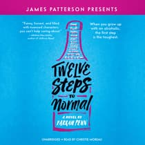 Twelve Steps to Normal by Farrah Penn audiobook