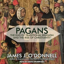 Pagans by James J. O'Donnell audiobook