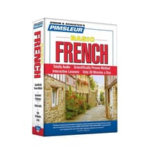 Pimsleur French Basic Course - Level 1 Lessons 1-10 by Paul Pimsleur audiobook